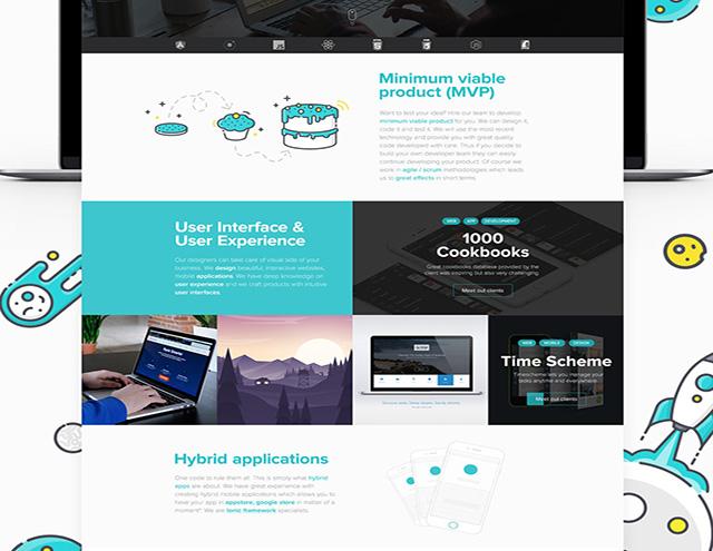 UI & UX Design